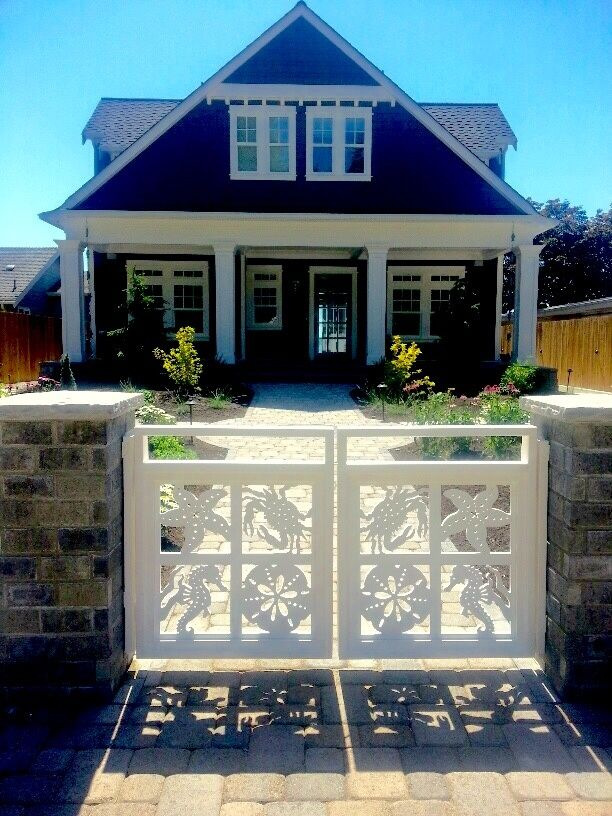 Farmhouse Stair Gate