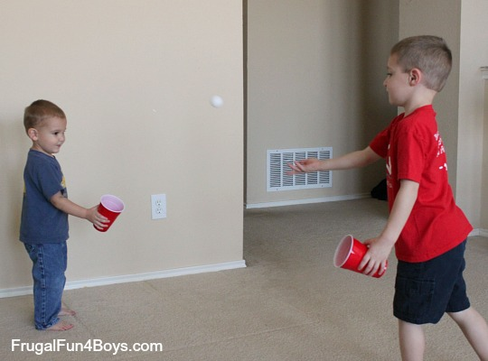 Six Indoor Active Games for Preschoolers Preschool games