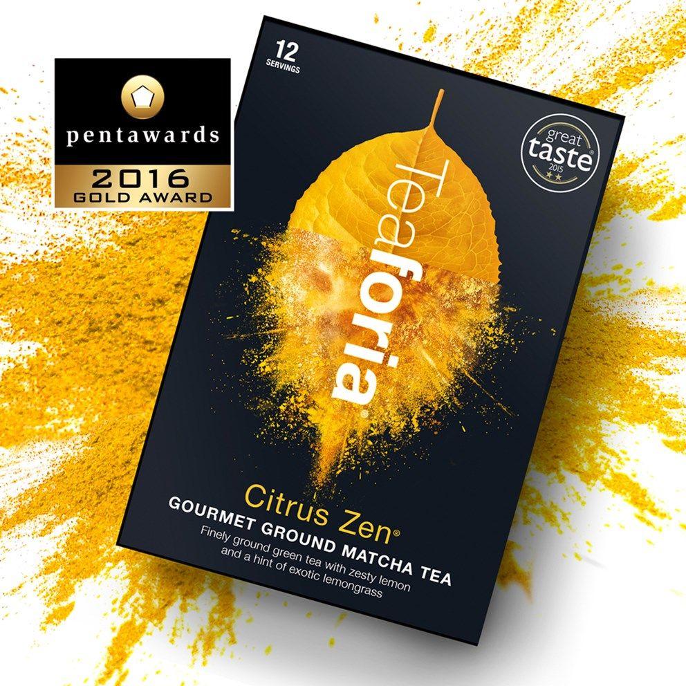 Gold Pentaward 2016 – Beverages – This Way Up