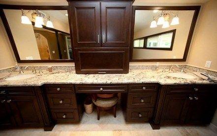 53 ideas hidden makeup storage master bath   bathroom