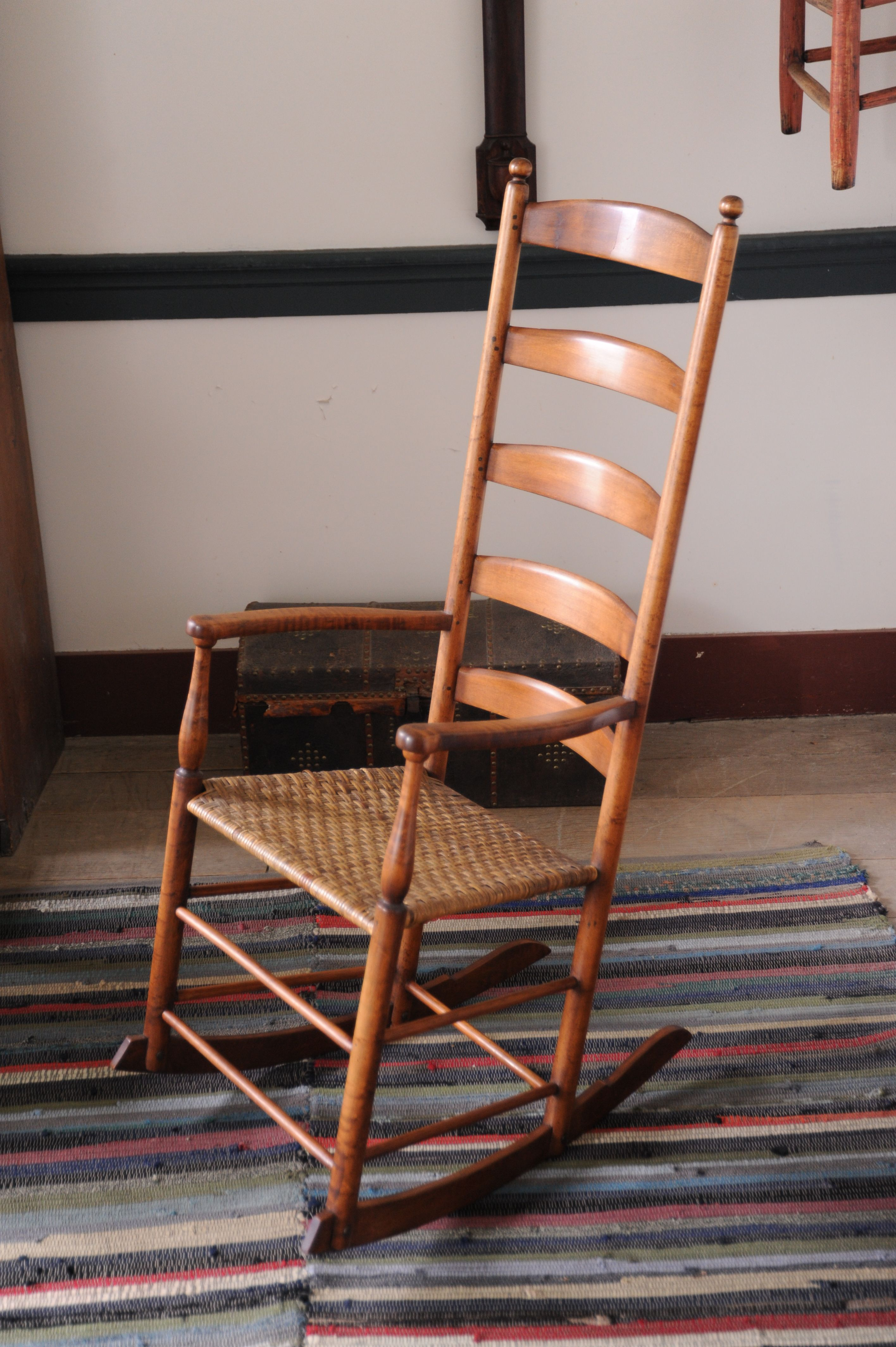 Antique upholstered rocking chair styles - Find This Pin And More On Shaker Style Tis A Gift To Be Simple Furniture