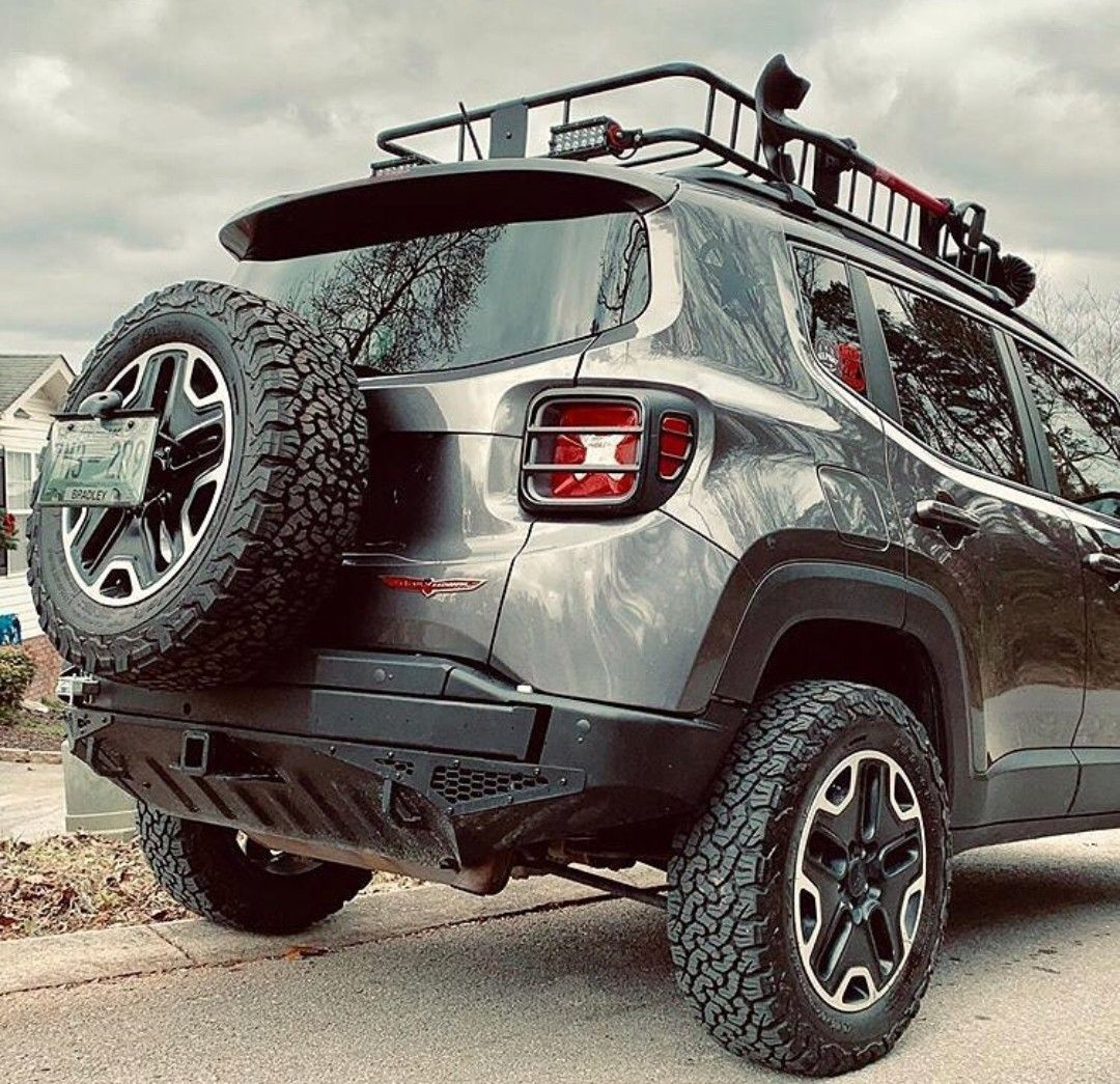 Pin By King Piter On Jeep Overland Jeep Renegade Trailhawk