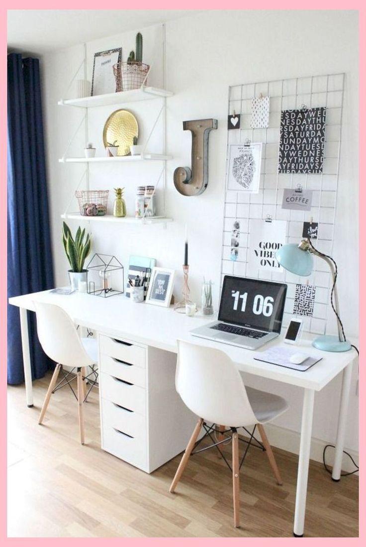 Pin On Office Teenage bedroom desk ideas