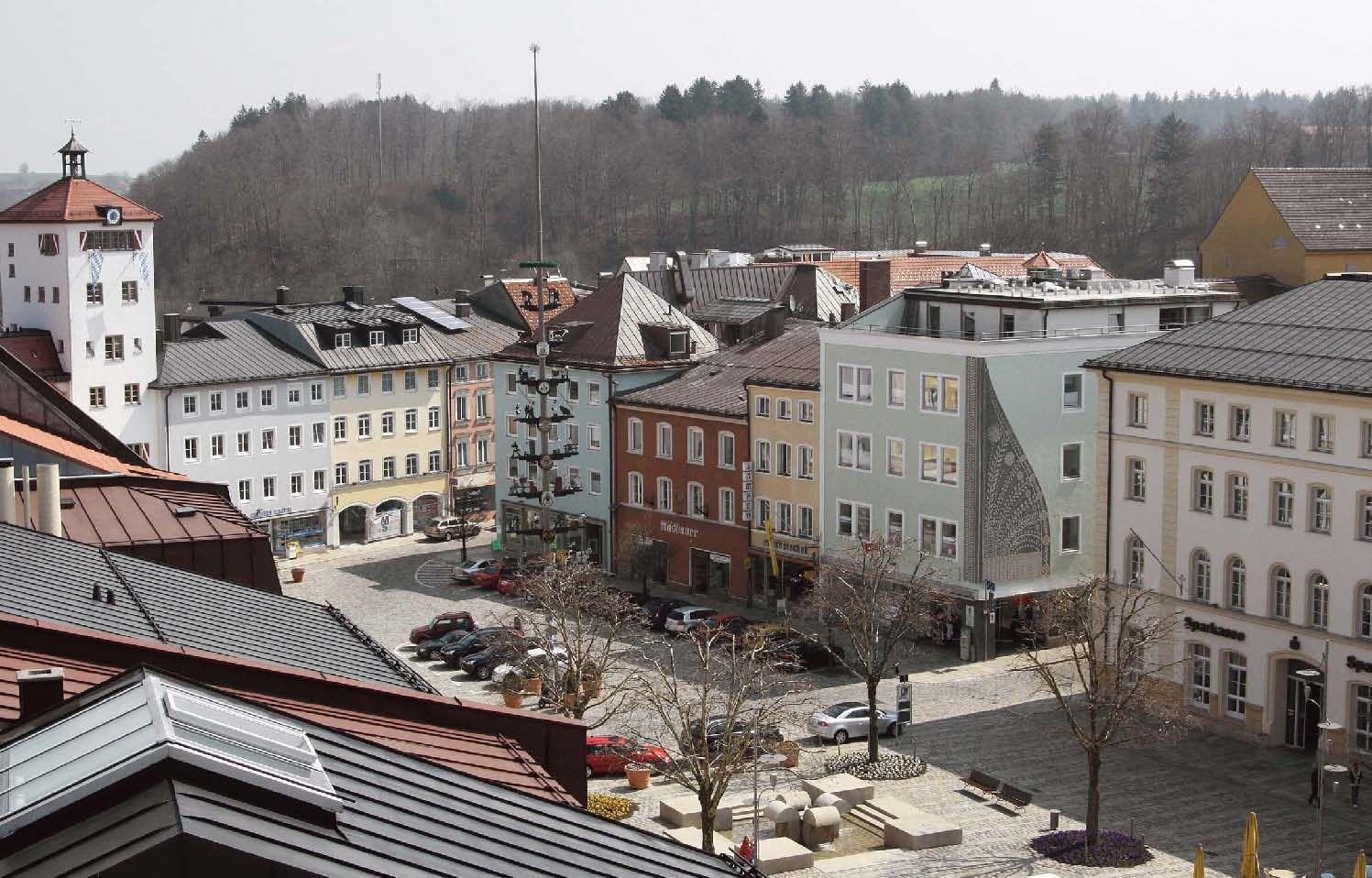 traunstein Historisches Brauhaus Traunstein