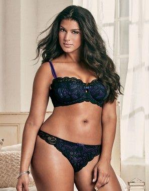 10bbde789 Plus Size Lingerie  Bras   Panties for Curvy Women