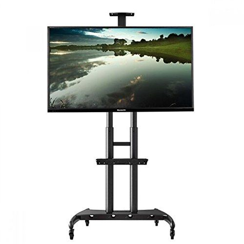 North Bayou Universal Mobile Tv Cart Tv Stand With Mount Ava1800 70