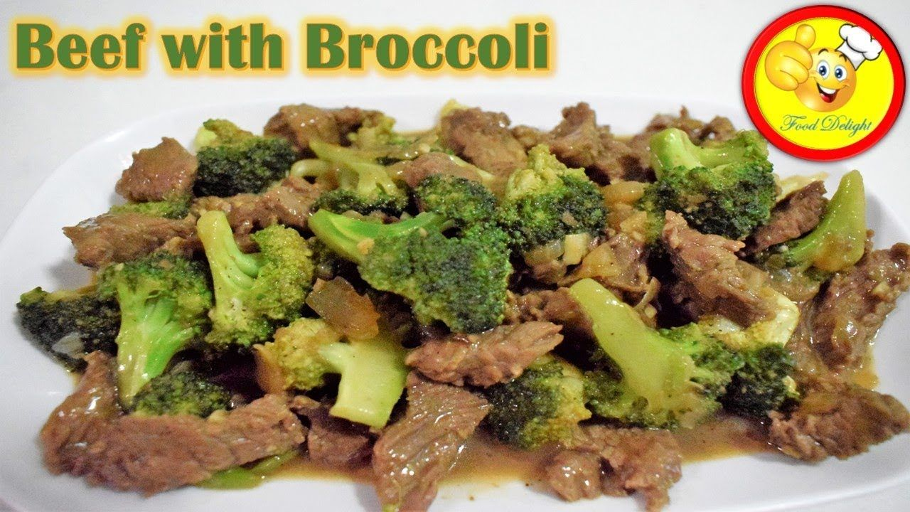 Easy Beef With Broccoli Recipe Filipino Style Food Delight
