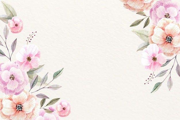 Terkeren 30 Wallpaper Bunga Kecil Pink Floral Background Vectors Photos And Psd Files Free Download Download Jua Cat Air Bunga Lukisan Bunga Bunga Cat Air