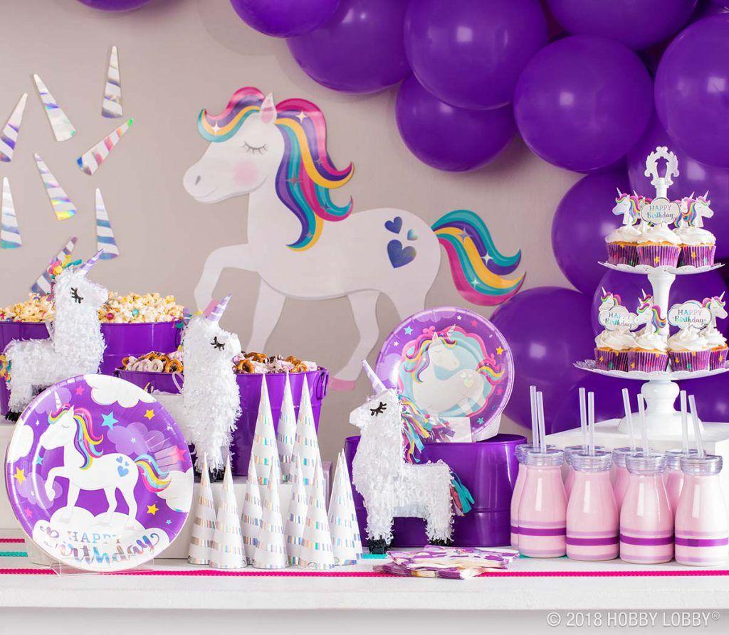 Unicorn Birthday Ideas Pink Striped Straws Unicorn Party Decor Unicorn Party Favor Treat Cups Unicorn Themne Party Cups Pink Unicorn