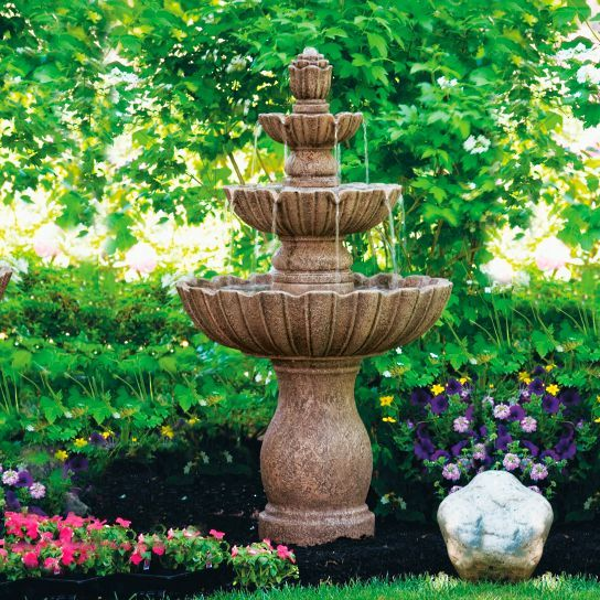 Mirabella Fountain