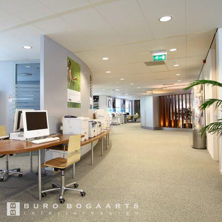 Buro Bogaarts Interiordesign - Xerox showroom restyling
