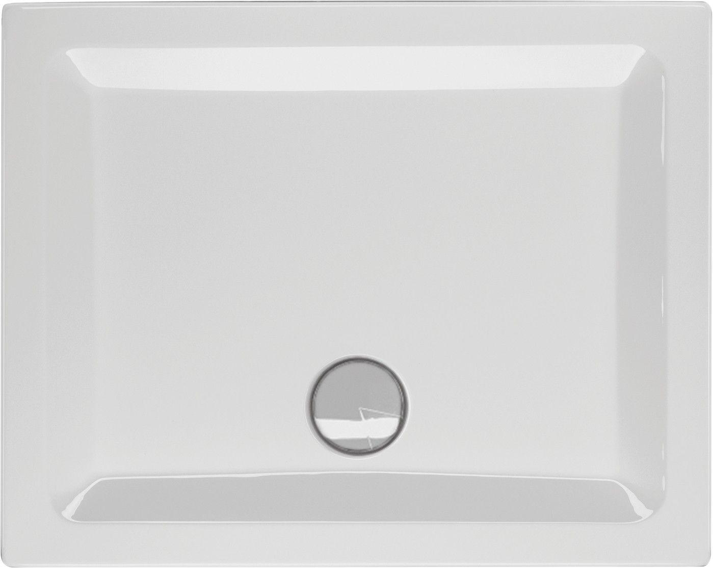 Duschwanne 100 x 75 x 5 cm Duschwanne, Dusche, Wanne