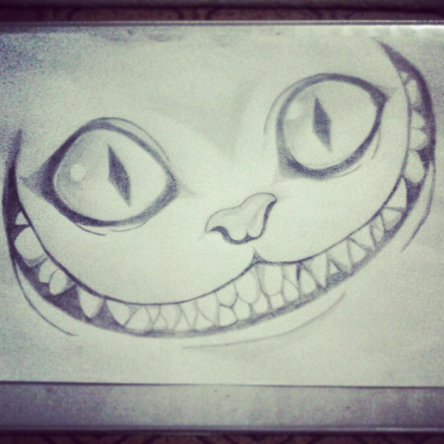 Cheshire Cat - Alice in Wonderland - Tim Burton | ideas | Pinterest ...