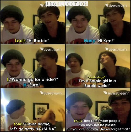 Bless the Larry twitcam I miss this