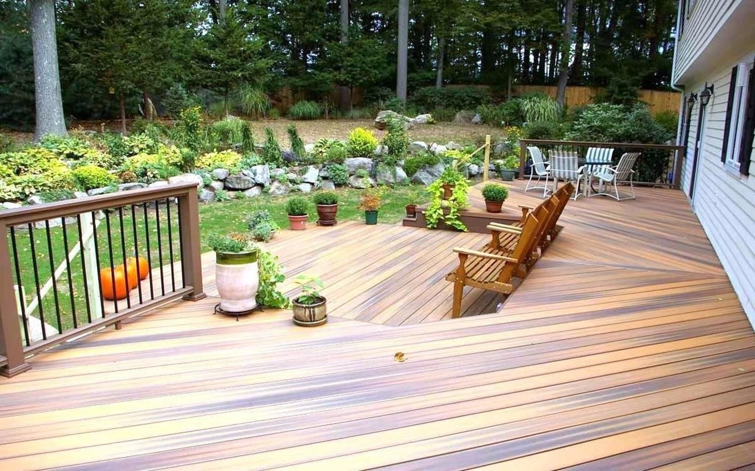 30 fabulous garden flooring ideas for backyard