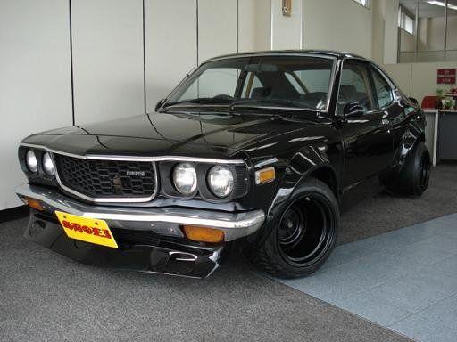 Mazda RX3 Savanna   Japan cars, Mazda, Japanese cars