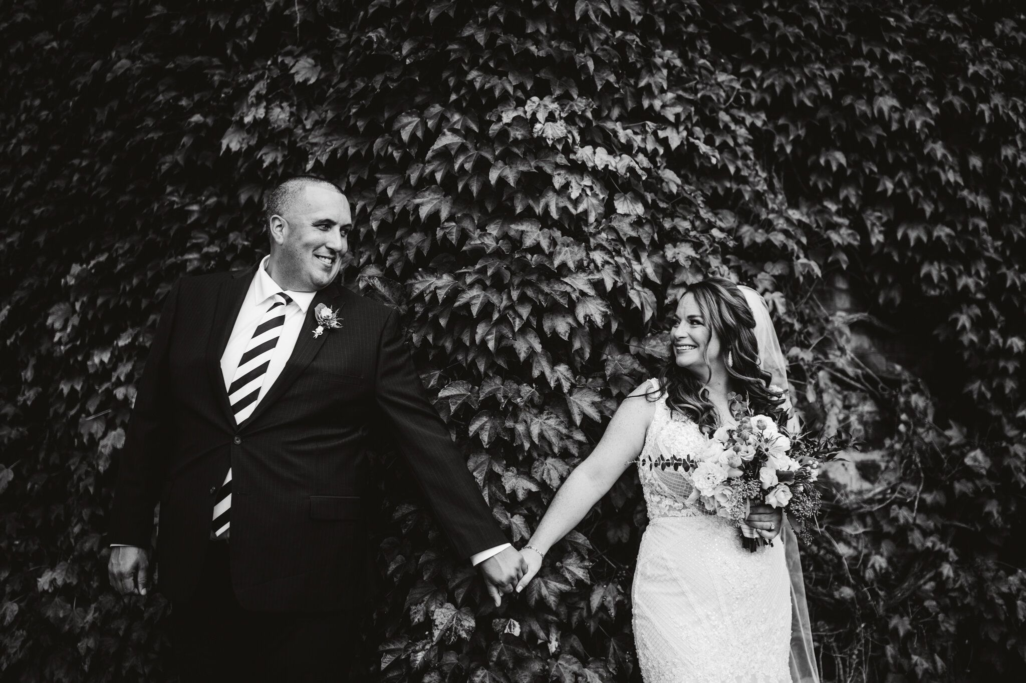 Angie + Ed's Wedding in Queens New York in 2020