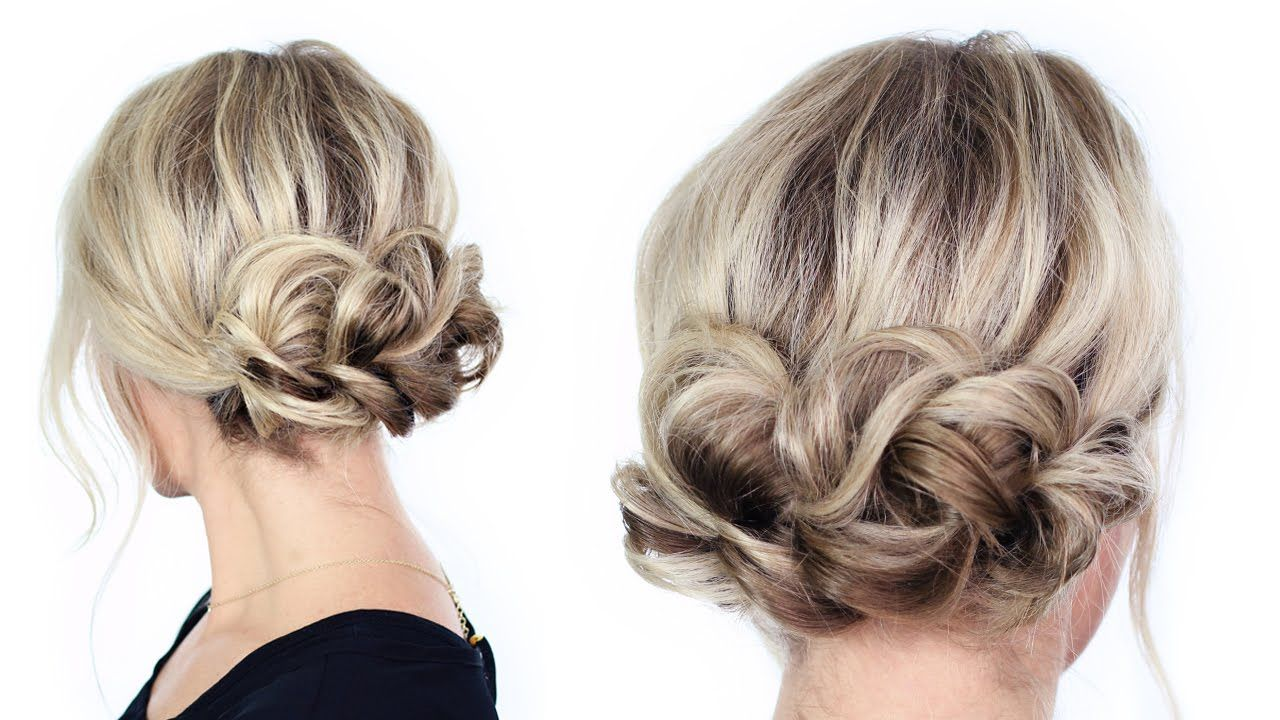 Easy Updo Hairstyles Abby Smith  Twist Me Prettythis Is My New Concert Hairdosuper