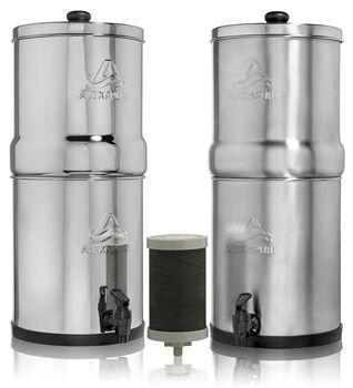 Alexapure Pro Water Filtration System Water Filtration System Best Stainless Steel Cleaner Pur Water Filter