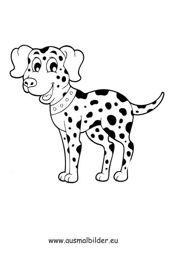 Ausmalbild Dalmatiner Zum Kostenlosen Ausdrucken Und Ausmalen Ausmalbilder Malvorlagen Hunde Ausmalbilder Ausmalbilder Hunde Ausmalen Ausmalbilder