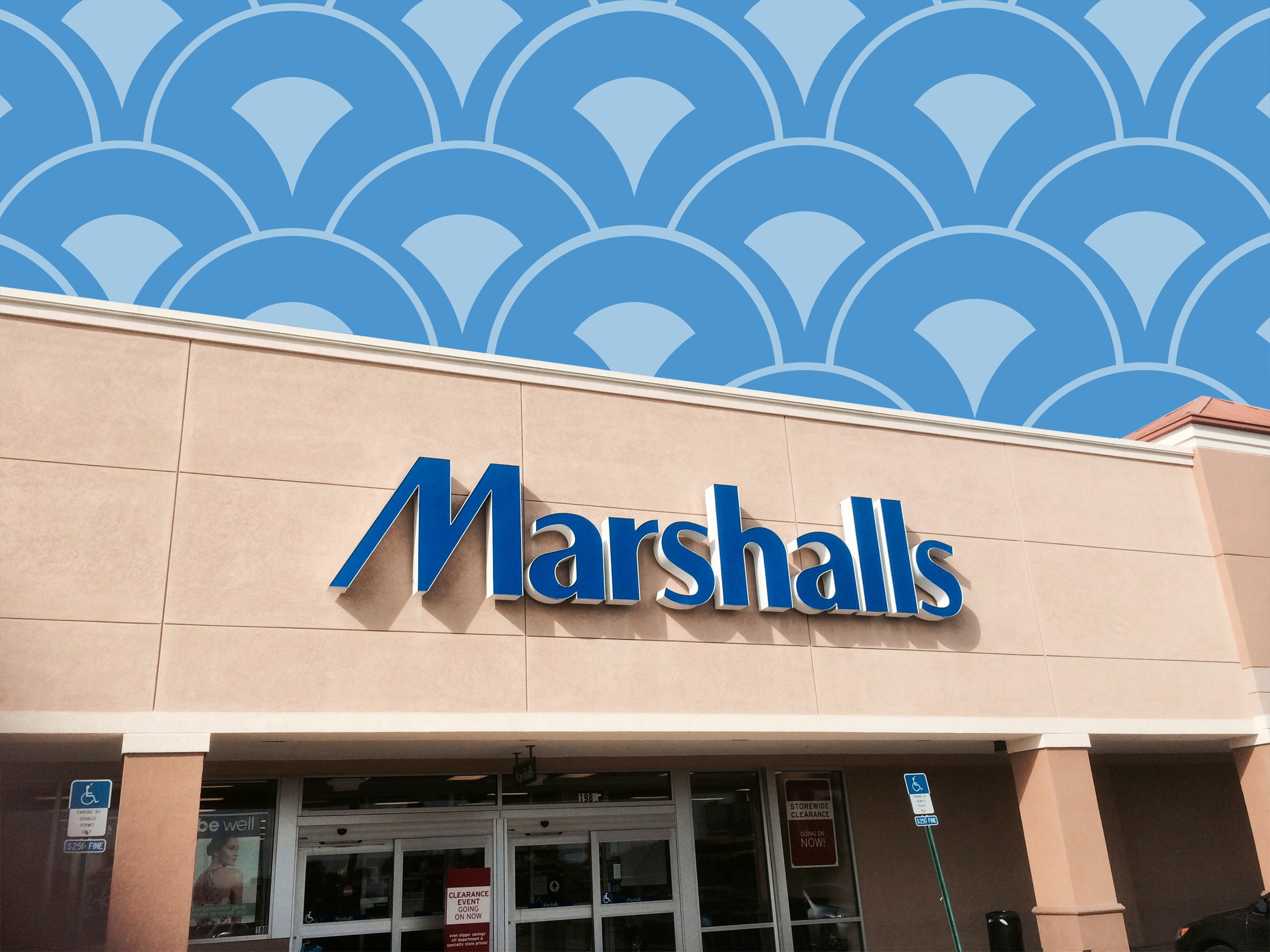 Grab your wallets marshalls just launched its online