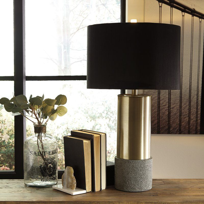 Willa Arlo Interiors Hidemont 27 25 Quot Table Lamp Amp Reviews