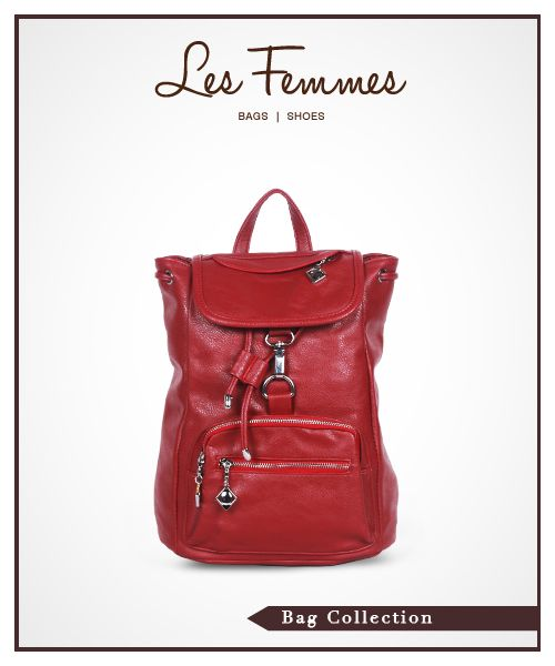 Vhania Maroon Backpack 339,000 IDR #Fashion #Women #Bag shopping online find here http://www.lesfemmes.co.id/backpack/vhania-maroon-backpack