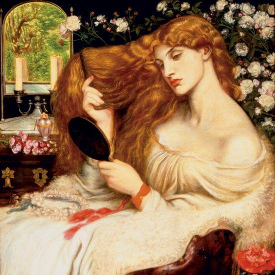 The Ravishing And Often Disturbing History Of Red Hair Sanat Resim Mitolojik Yaratiklar