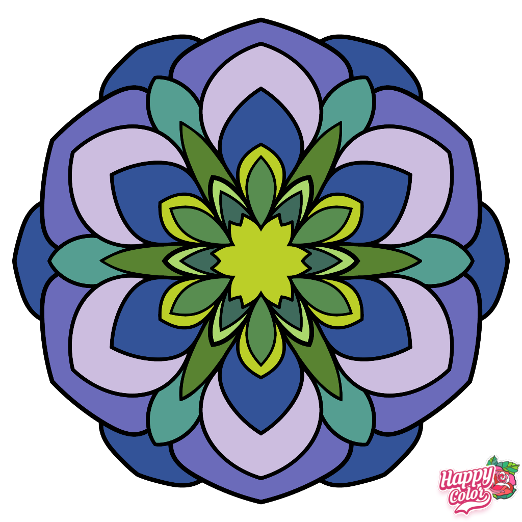 Pin by Agless on Happy Color App | Coloring book app ...