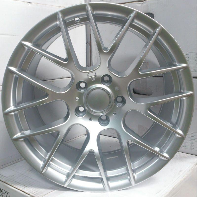Alloy Wheels 19 Inch Hyper Silver Pcd 5x120 Buy Alloy Wheels Csl Pcd 19 Inch 5x120 Product On Alibaba Com Rodas Personalizadas