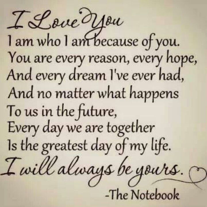 I Will Always Love You Quotes For Him Delectable Awe Thanks For Sending This To Me Matt I Love You And I Will