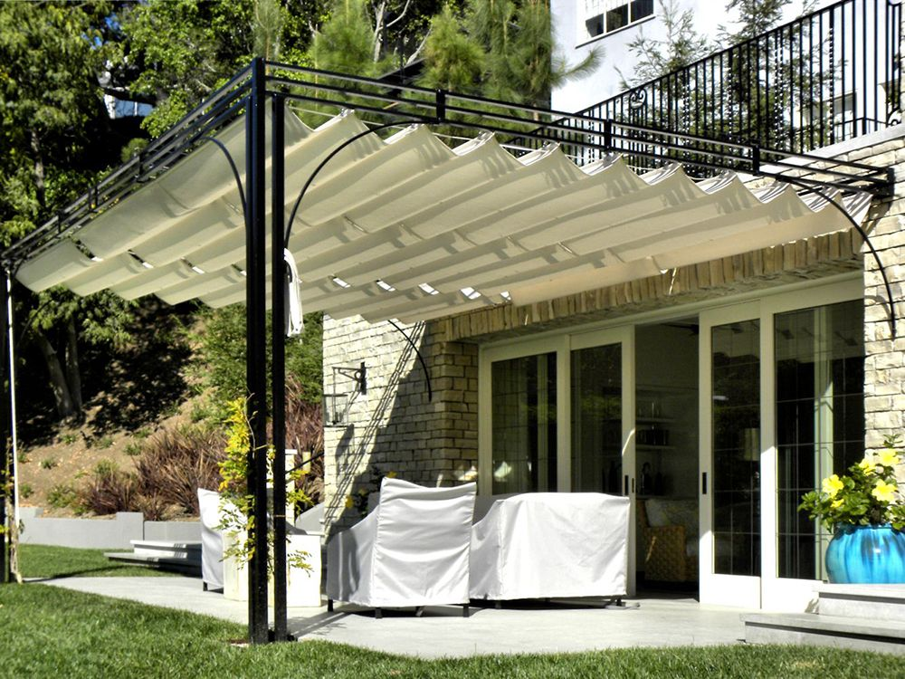 Slide Wire Patio Covers With Images