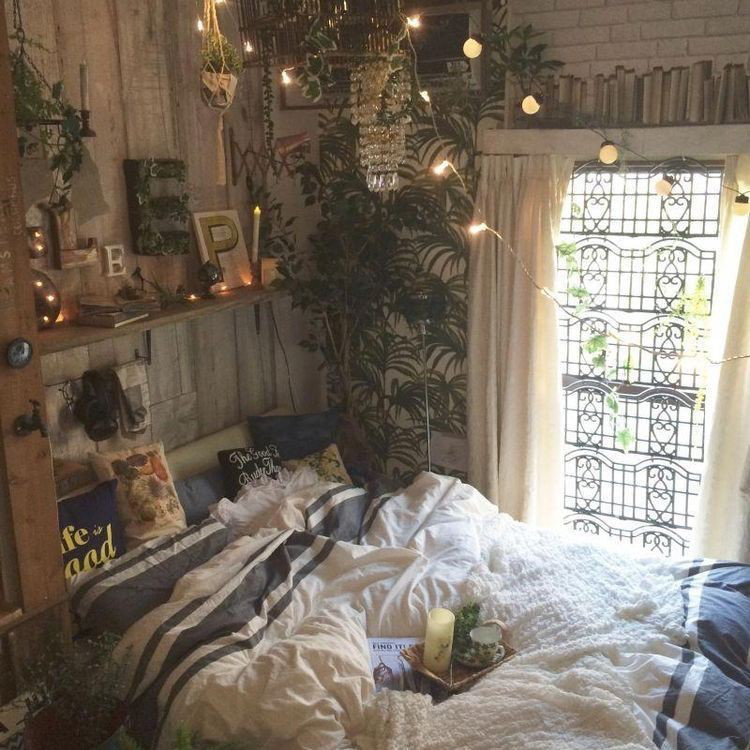 25 Small Bedroom Ideas That Are Look Stylishly Space Saving: Living Room Decor Cozy Image By 𝖘𝖎𝖊𝖗𝖗𝖆🍓 On Cottagecore