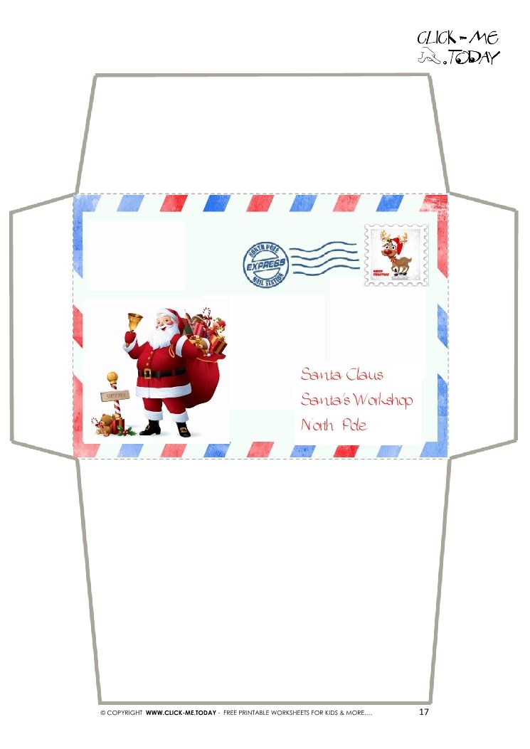 WwwClickMeToday Images Entertainment Holidays Christmas Letter