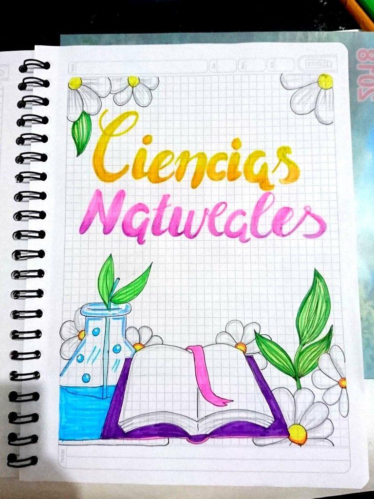 Apuntes Para Marcar Tus Cuadernos Carátulas Y Portadas Ciencias Natur Portada De Cuaderno De Ciencias Caratulas De Ciencias Caratulas De Ciencias Naturales