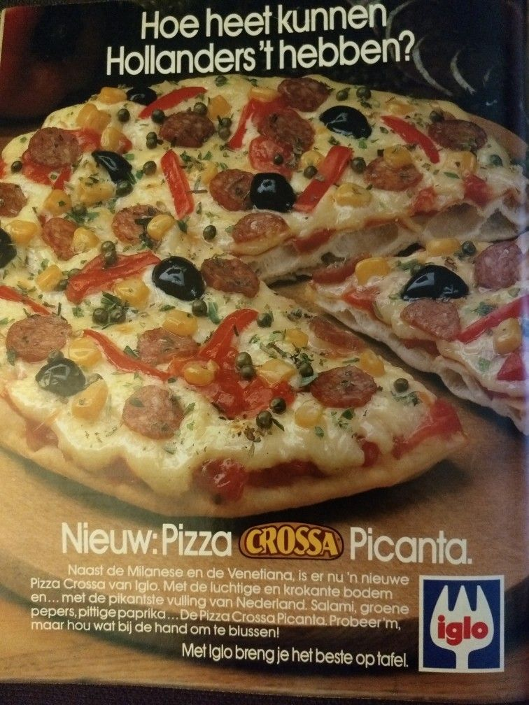 pizza crossa