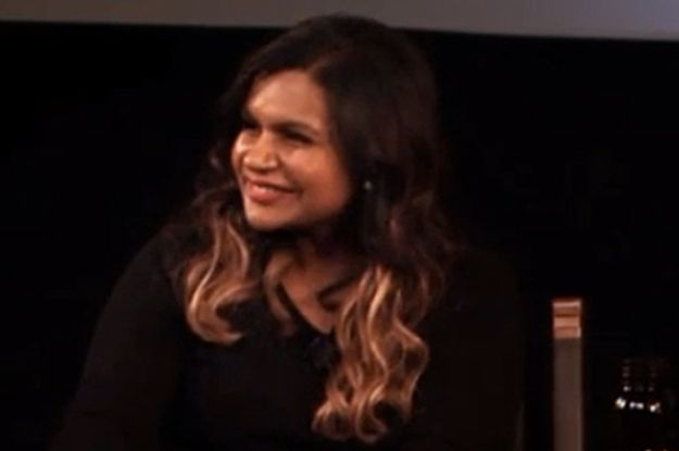 The Secret Behind Mindy Kaling S Success Is Incredible Mindy Kaling Celebs The Mindy Project