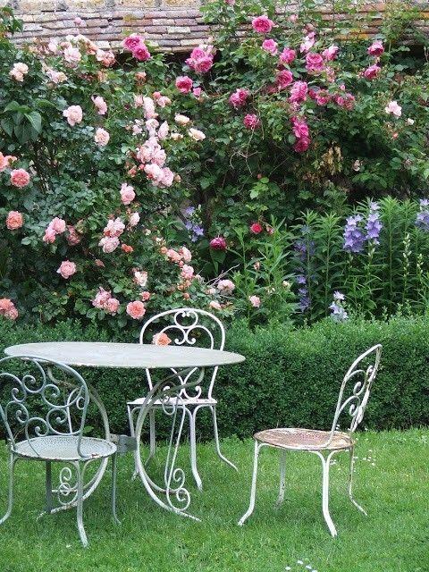 roses galore | ~ M Y D E C O R S T Y L E ~ | My french