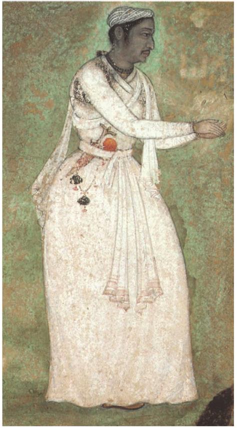 Tansen Of Gwalior Ca 1585 90 Mughal National Museum New Delhi