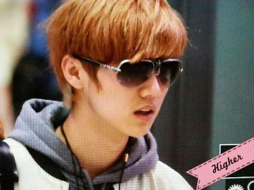 #kpop #exo #exom #weareone #Luhan #lulu #xiaolu #xiluhan #dearmydeer #deerlulu l #fantaken #fashion #airport