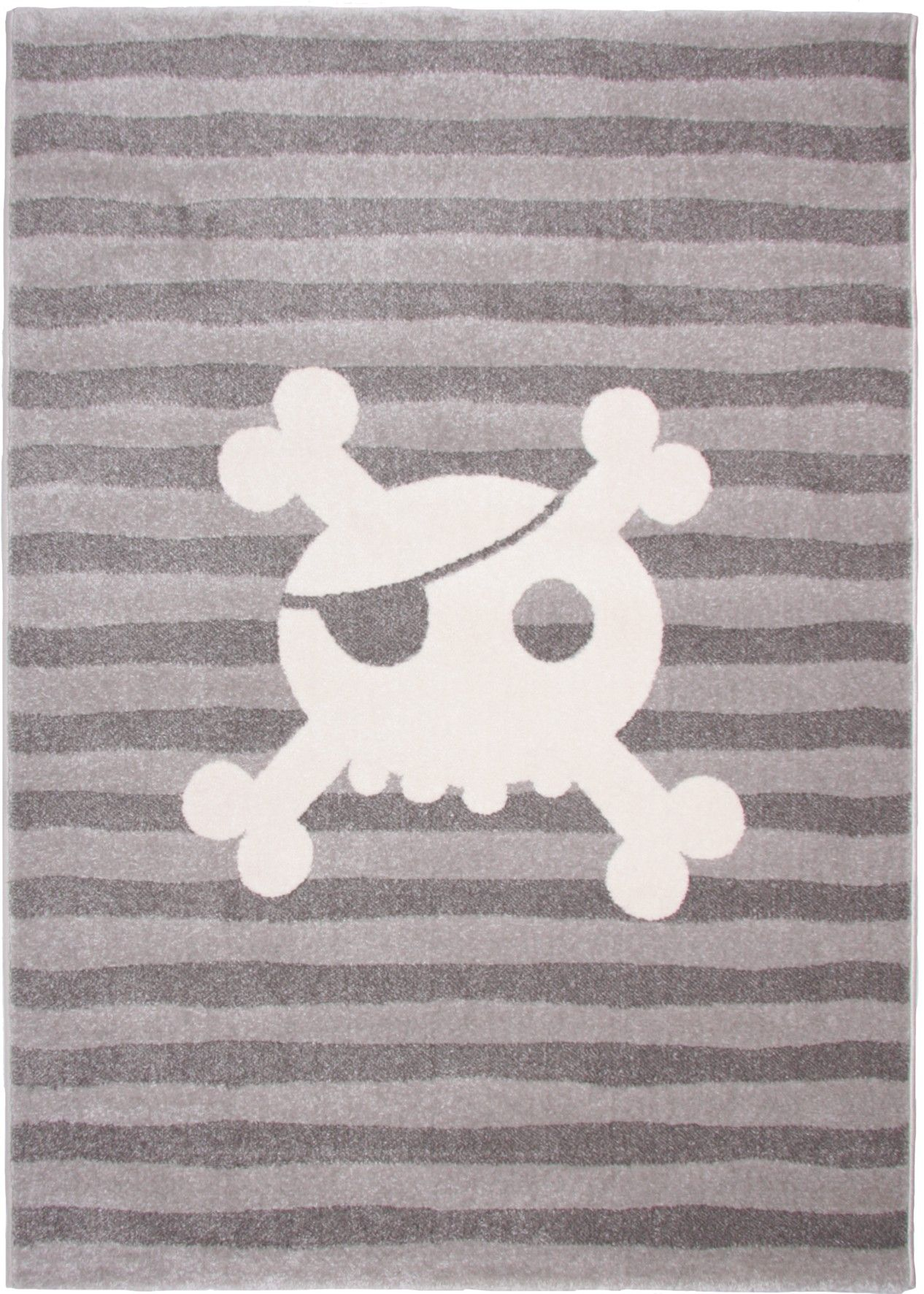 Tapis enfant Pirate Skull