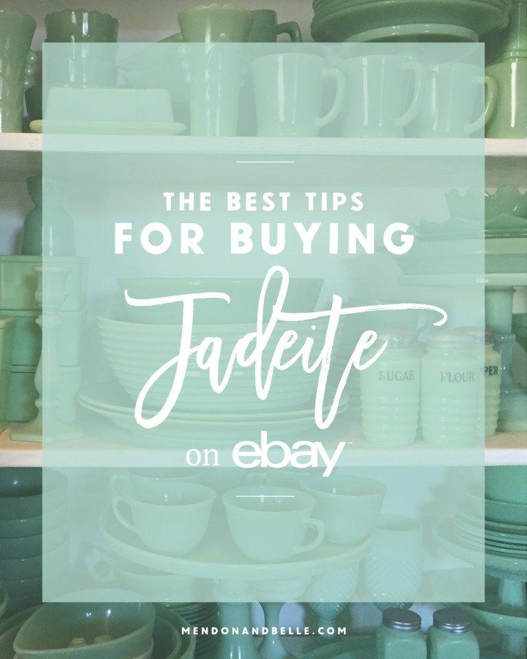 The Best Tips For Buying Jadeite On Ebay Jadeite Ebay Stuff To Buy
