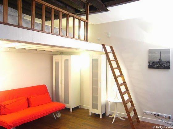Cama Suspensa Quarto Suspenso Mezanino Ou Cama Loft Interior - Cama-loft