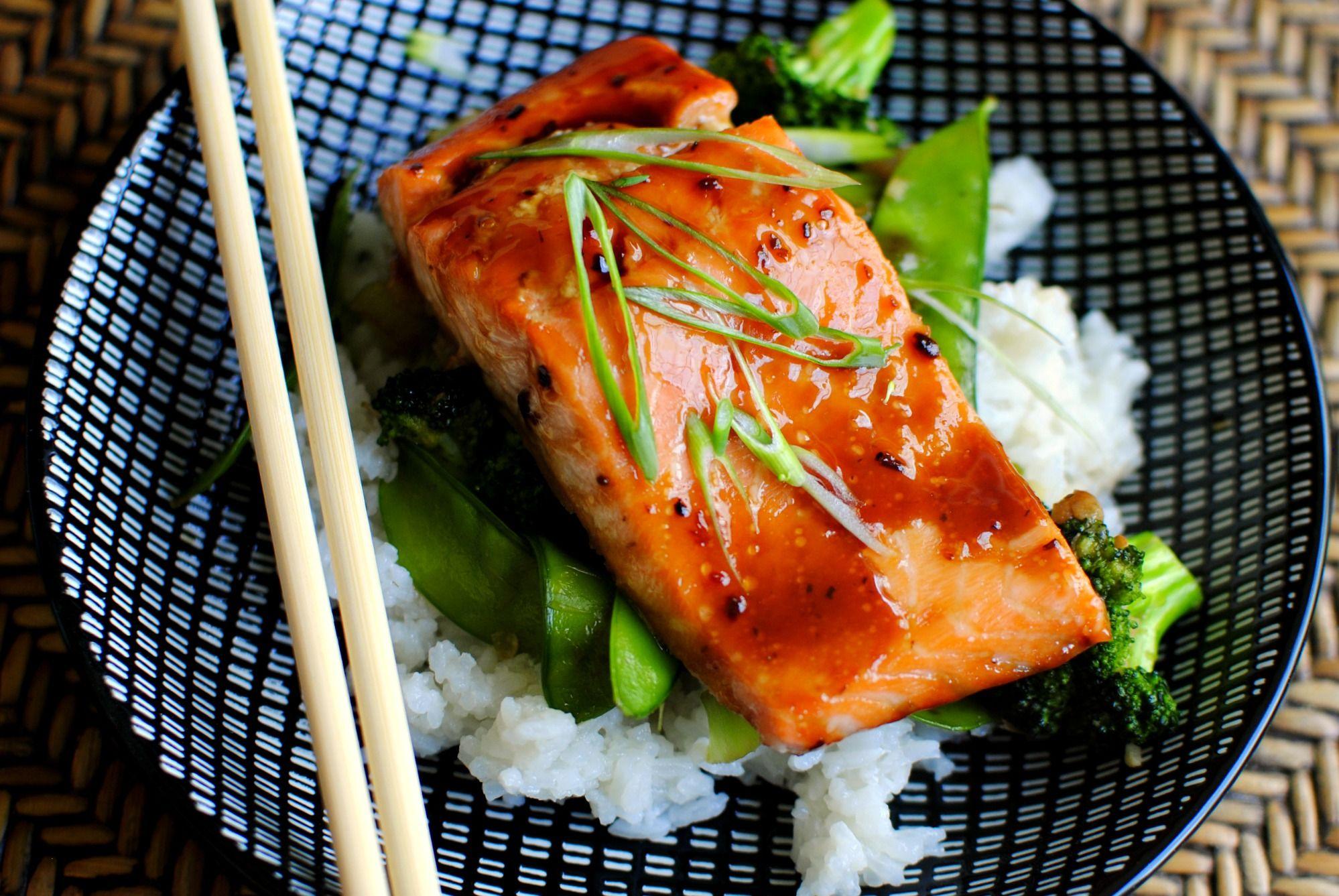 Рецепты приготовления блюд из семги с фото