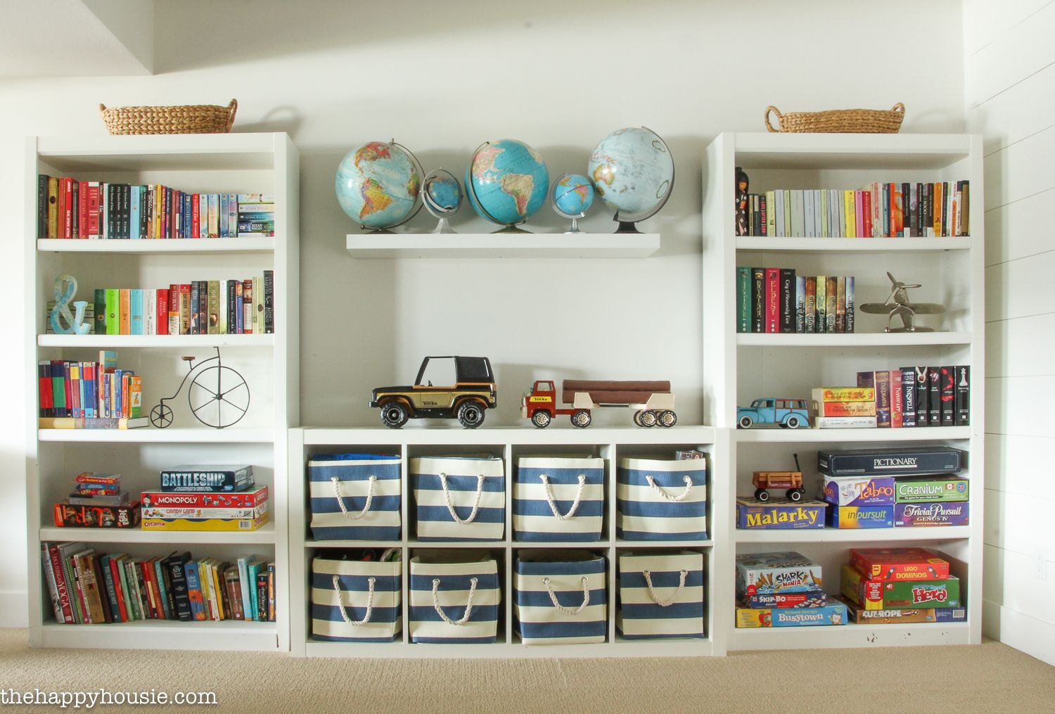 19++ Creative toy storage ideas for living room information