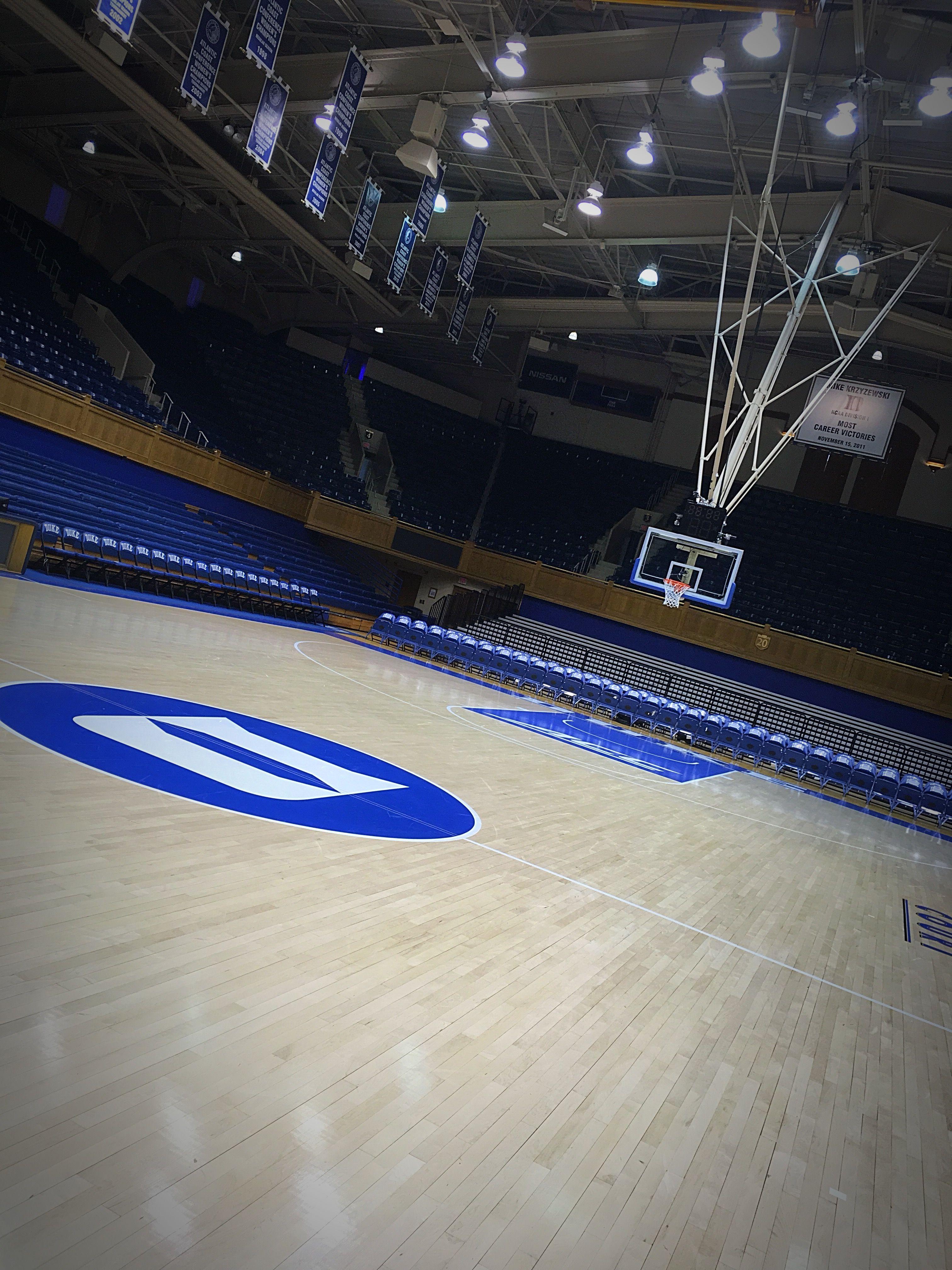 Cameron Indoor Stadium Stadium Duke Basketball Basketball