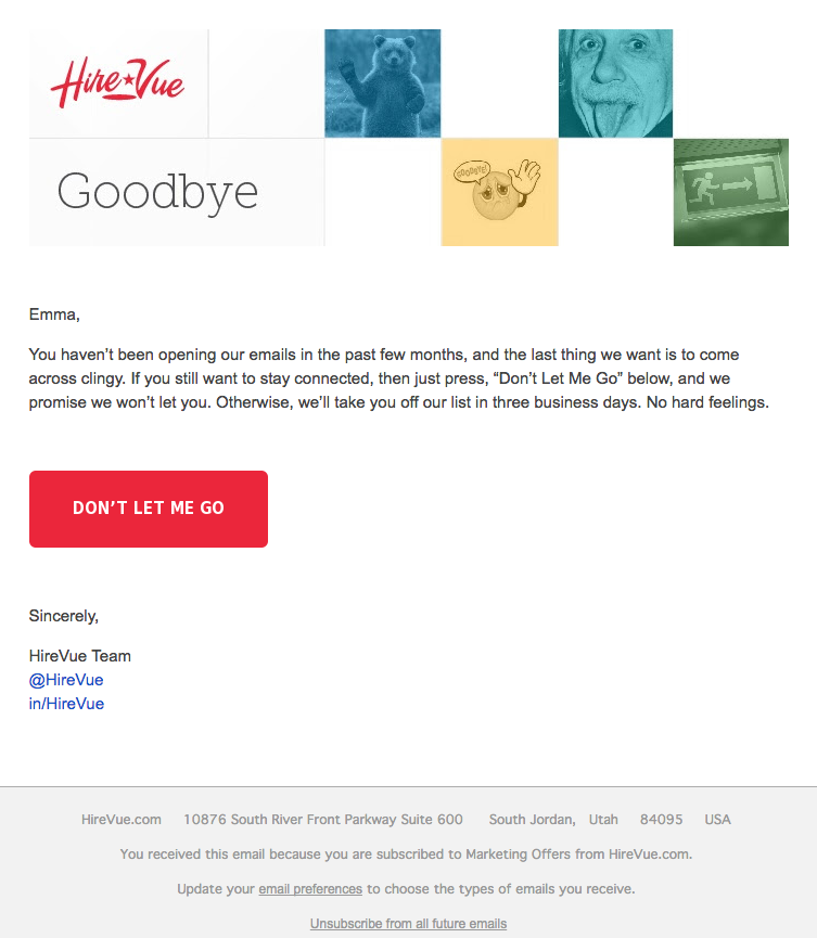 19 Examples Of Brilliant Email Marketing Campaigns Template In 2021 Email Marketing Examples Email Marketing Campaign Template Marketing Campaign Examples