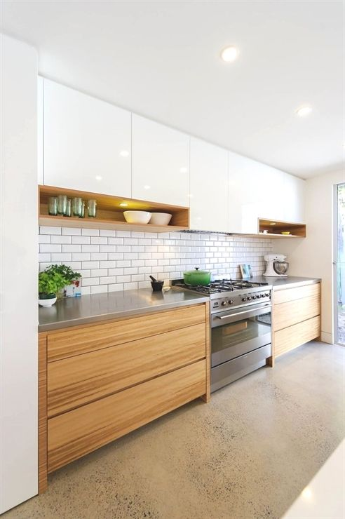 St Kilda U2013 Award Winning Kitchen And Bathroom Design Melbourne By Patricia  La Torre #ModernKitchenDesign