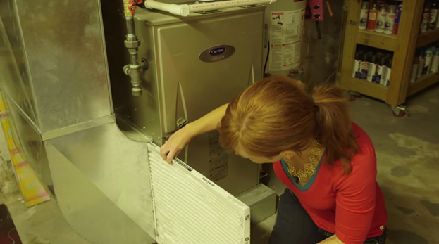 Video How To Change A Furnace Filter Furnace filters