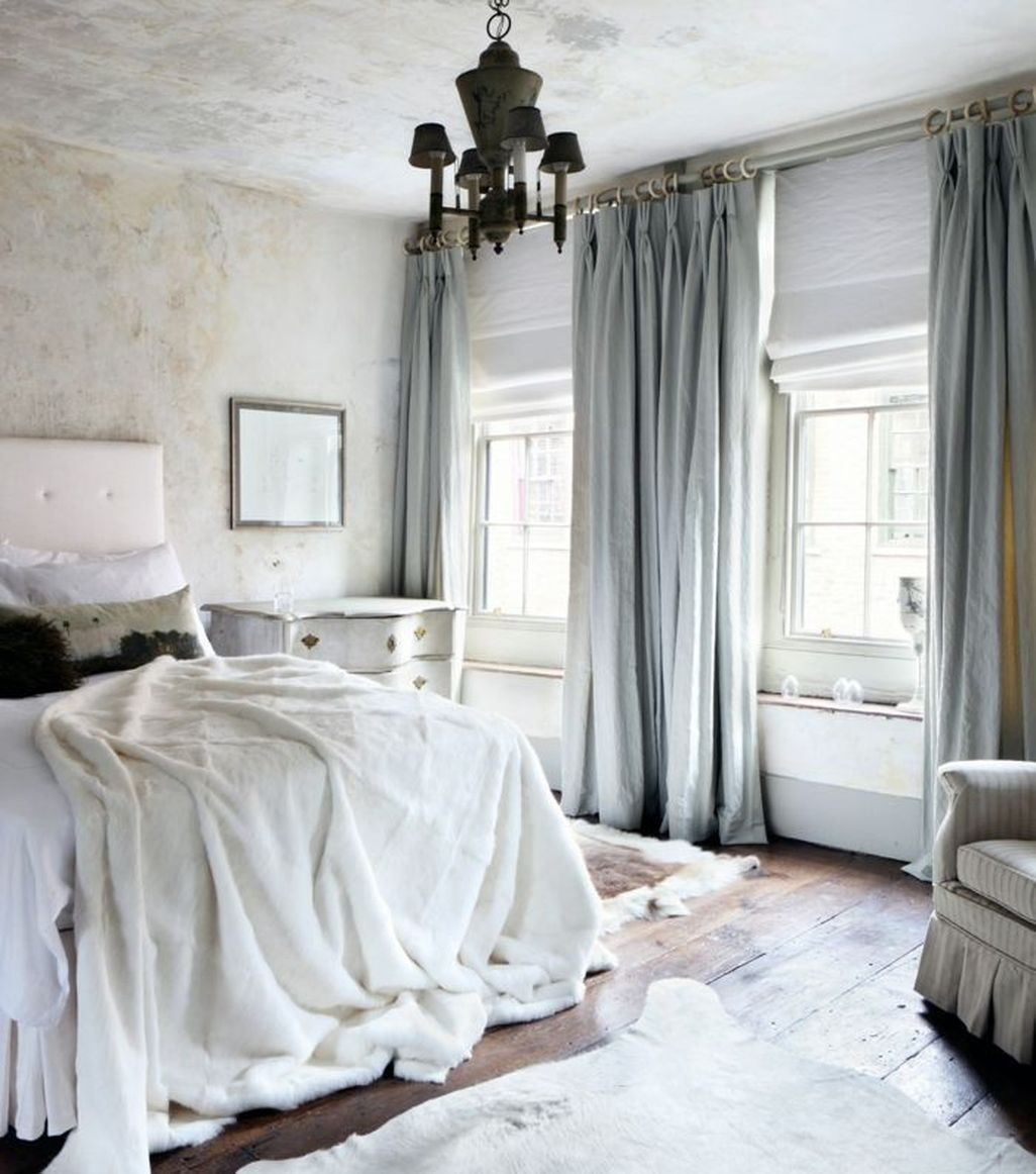 45 Modern Bedroom Curtain Designs Ideas | Master bedroom ... on Master Bedroom Curtain Ideas  id=38998